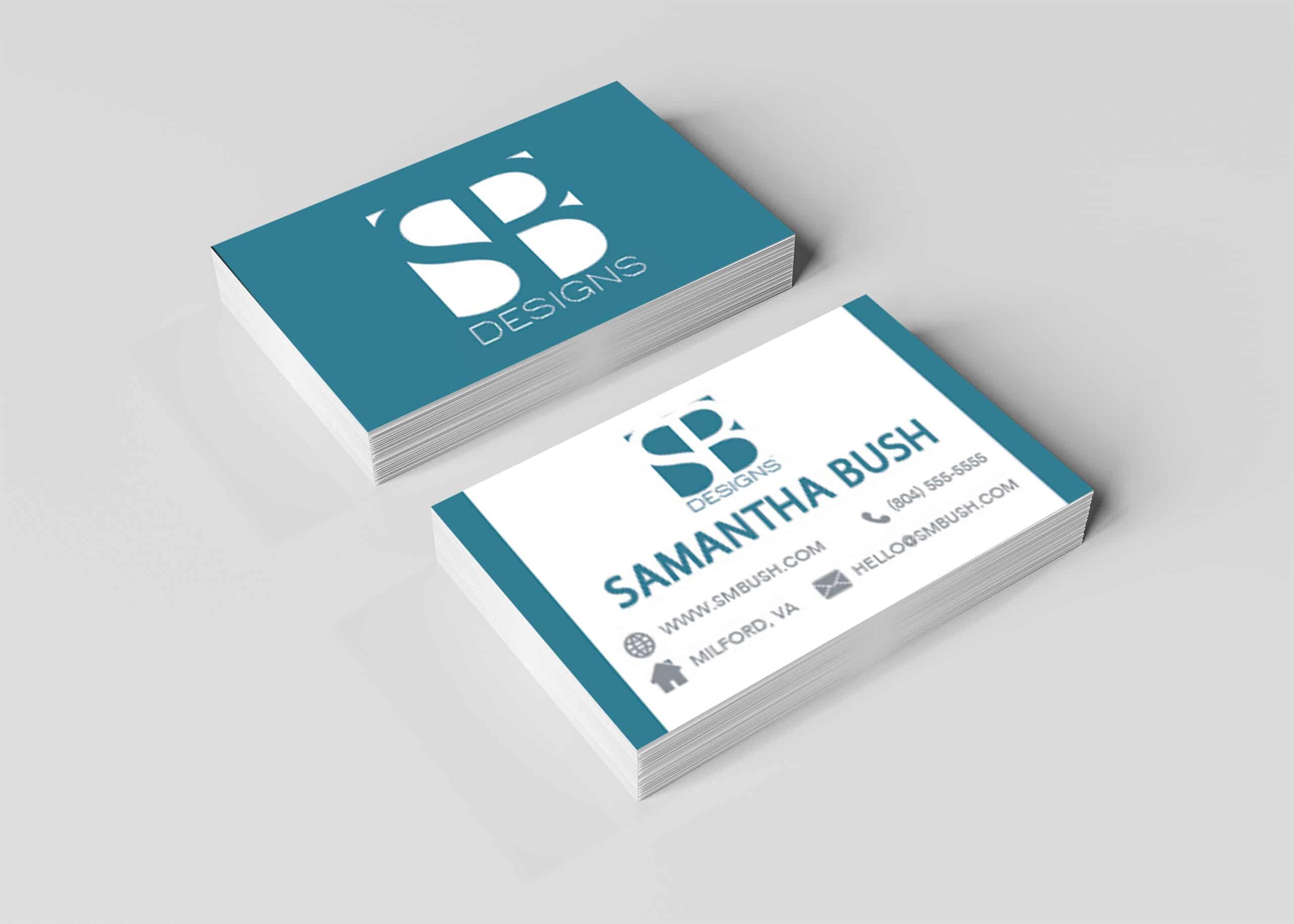 BusinessCard-sbdesigns