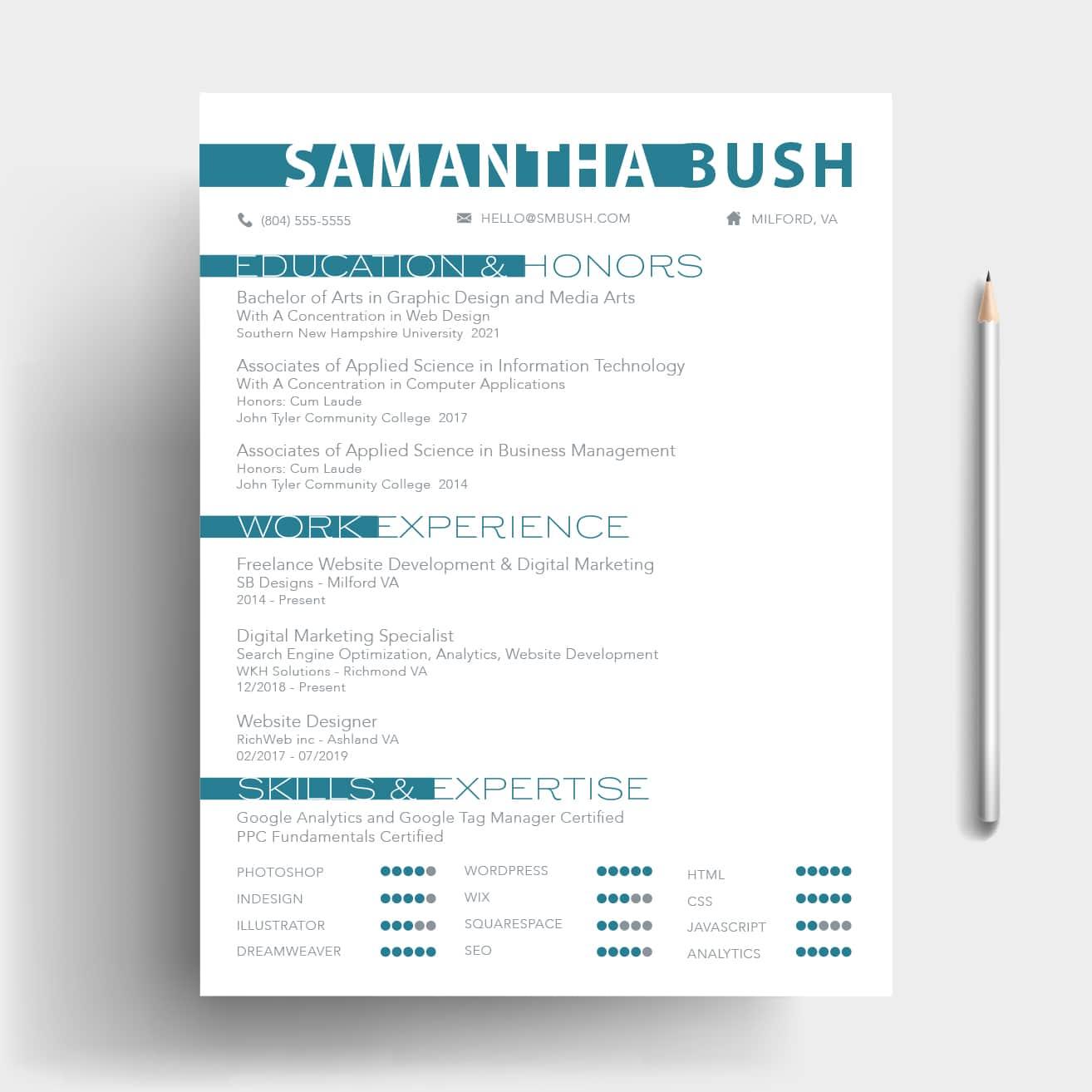 Resume-SB